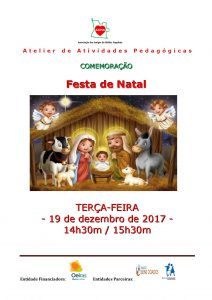 Read more about the article Comemoração de Natal