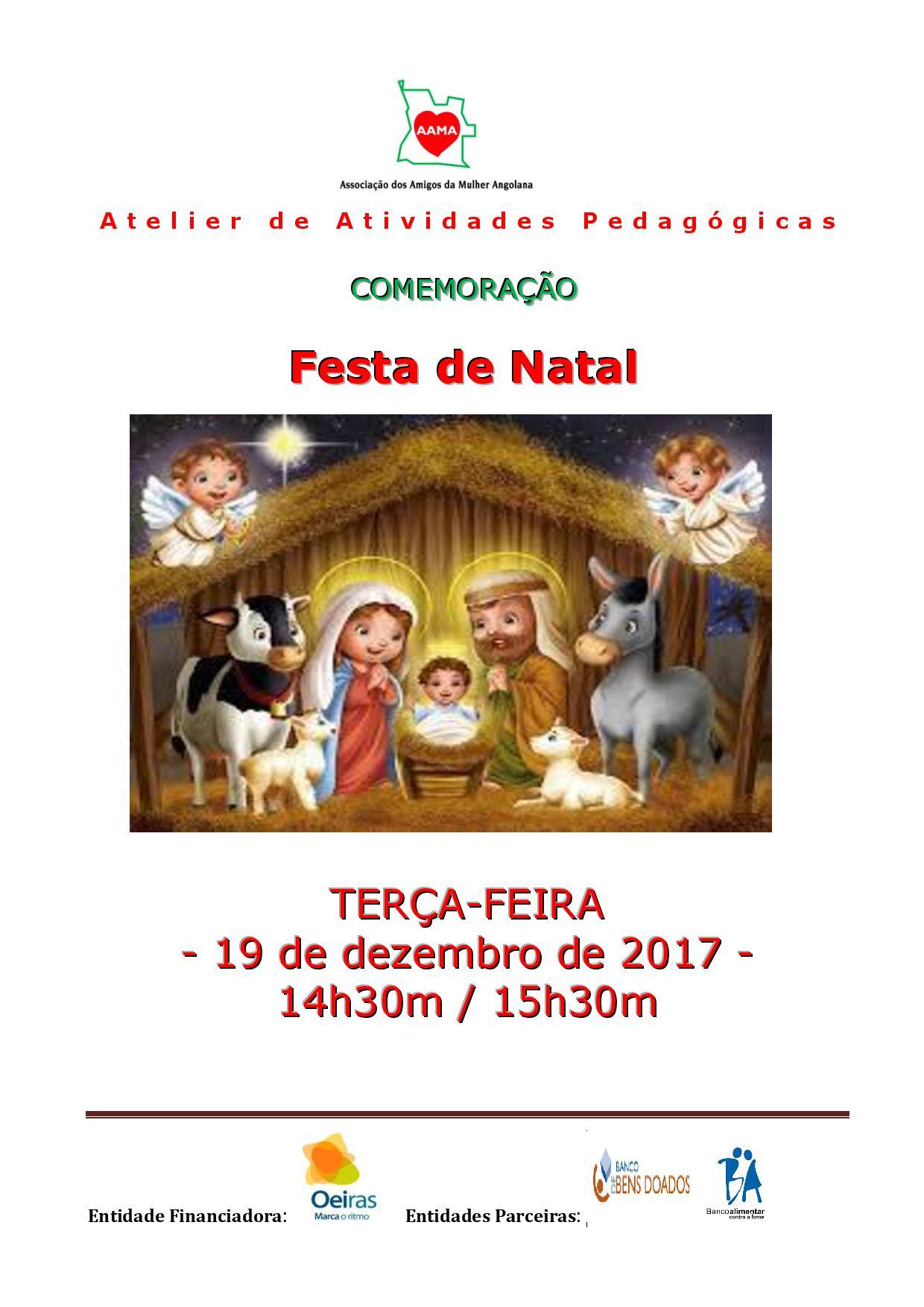 You are currently viewing Comemoração de Natal