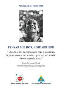 Read more about the article Mensagem de Maio