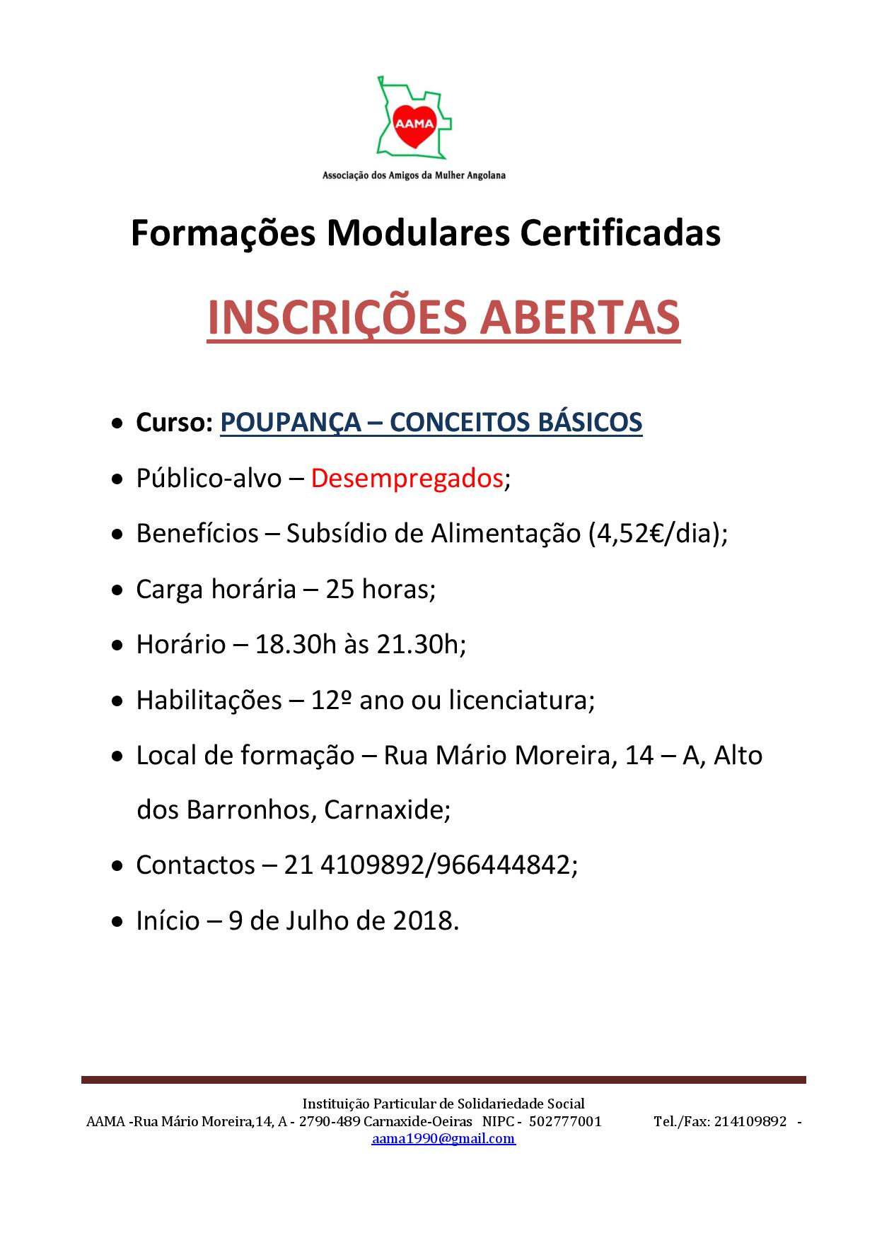 You are currently viewing Formações Modulares Certificadas