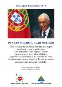 Read more about the article Mensagem de Novembro