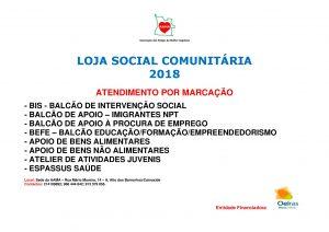 Loja Social Comunitária