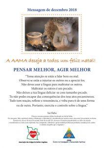 Read more about the article Mensagem de Dezembro