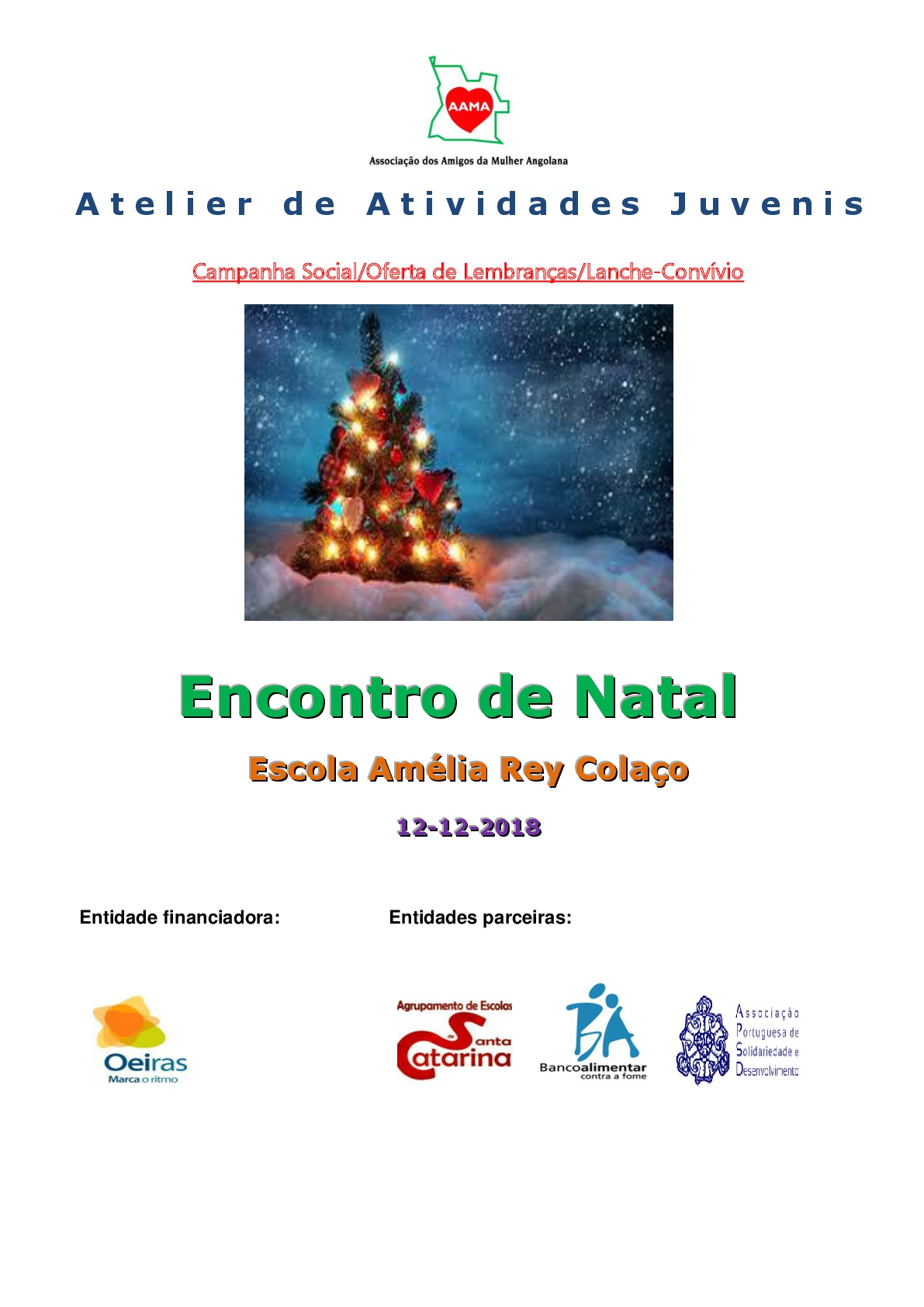 You are currently viewing Encontro de Natal