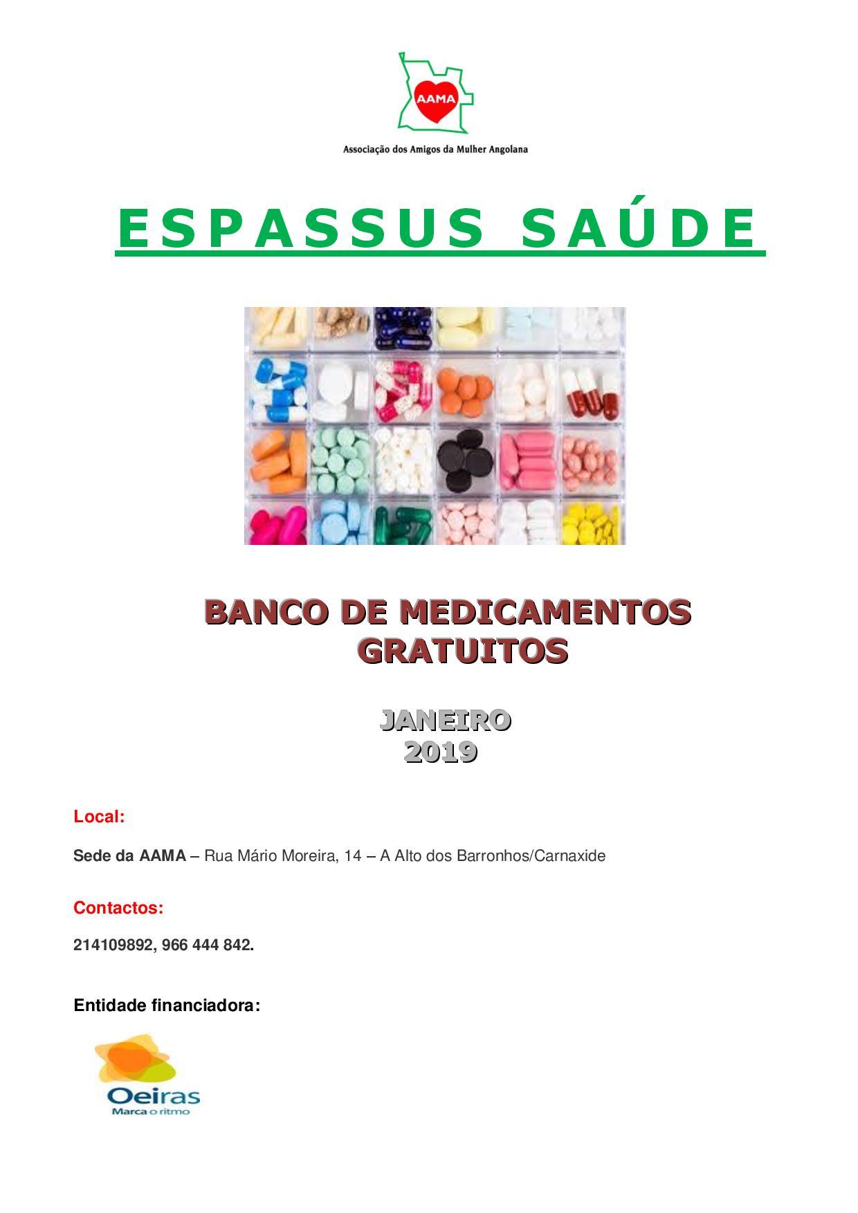 Banco de Medicamentos