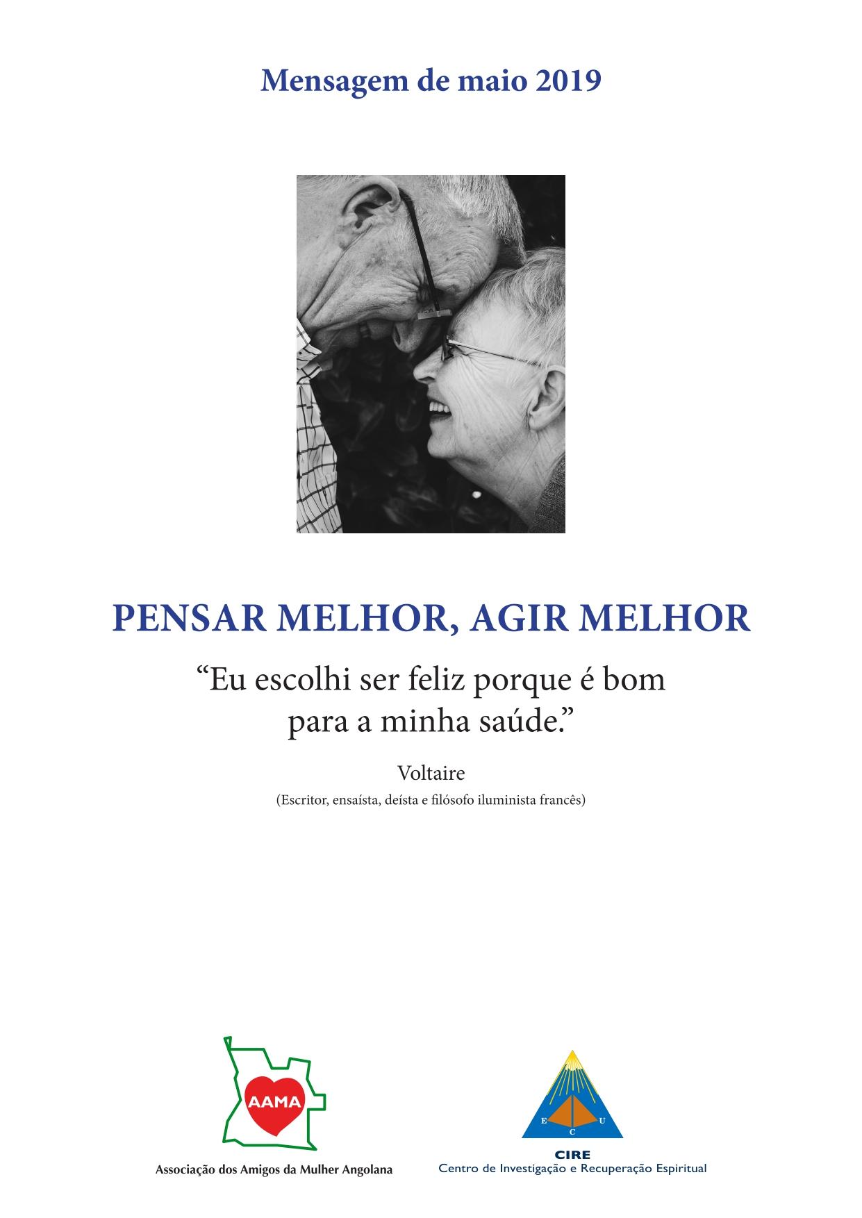 You are currently viewing Mensagem de Maio