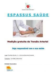 Medição Gratuita da Tensão Arterial