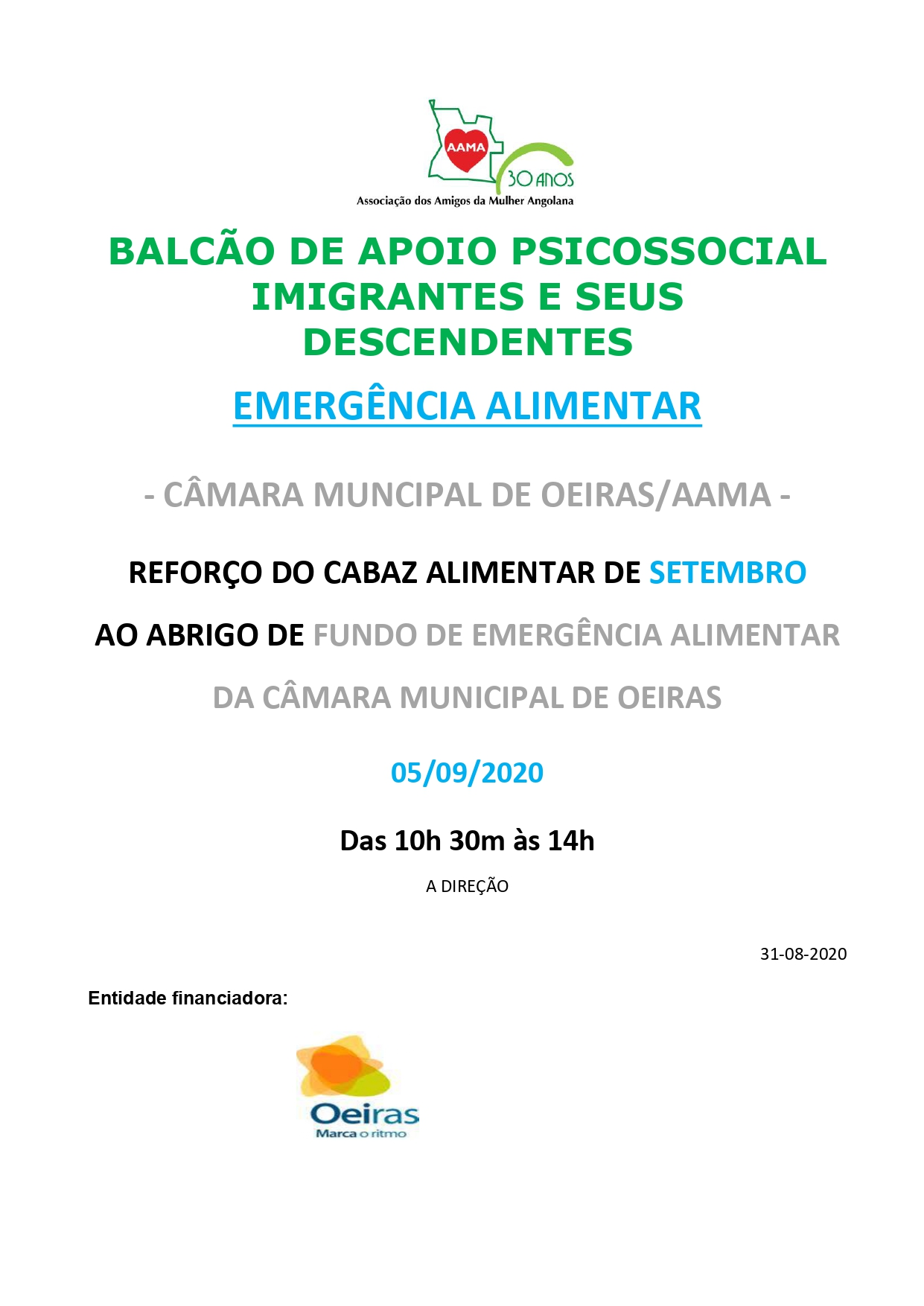 You are currently viewing Emergência Alimentar