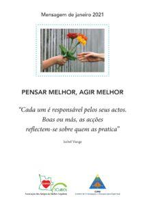 Read more about the article Mensagem de Janeiro
